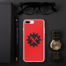 Load image into Gallery viewer, Syndicalist Gear - iPhone Case - Red