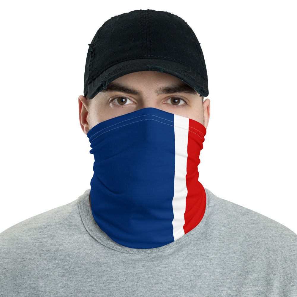 Neck Gaiter - Union State White