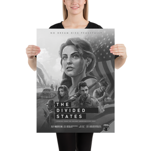The Divided States - Season 1 Poster