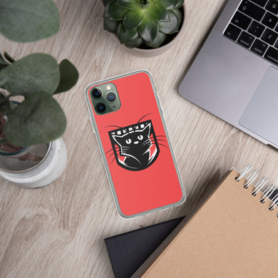 Kaiser Cat Cinema - iPhone Case