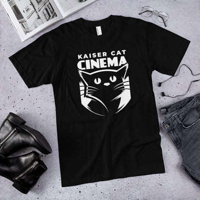 Kaiser Cat Cinema Shirt