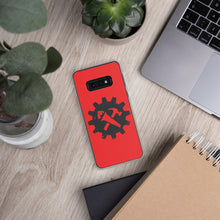 Load image into Gallery viewer, Syndicalist Gear - Samsung Case - Red