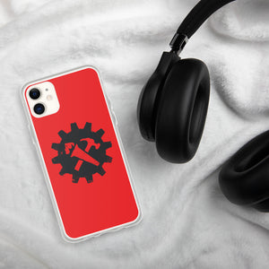 Syndicalist Gear - iPhone Case - Red