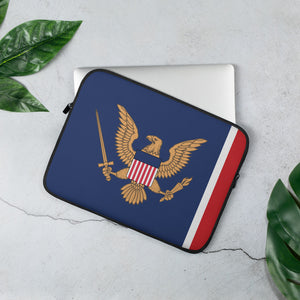 American Union State Laptop Sleeve