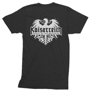Kaiserreich Two-Sided T - Military Pattern (Chest/Back)