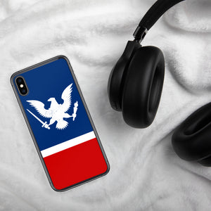 Union State Eagle - iPhone Case