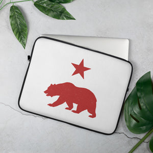 Pacific States Bear - Laptop Sleeve