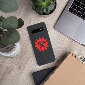 Syndicalist Gear - Samsung Case - Black