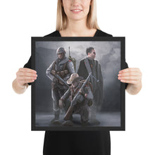 Load image into Gallery viewer, World Of Kaiserreich - AUS - Framed Art Print