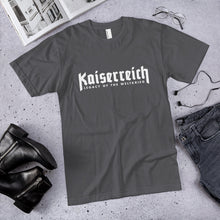 Load image into Gallery viewer, Kaiserreich Title Logo T-shirt - All Colors