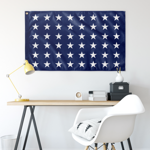 Pacific States - 48 Stars Flag