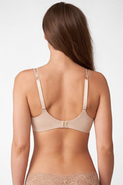 Swoon T-Shirt Bra in Nylon Back View