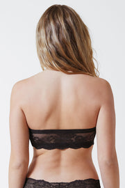 Strut Multi-Way Strapless Bra in Black Back View