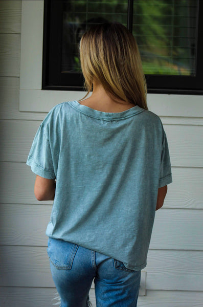 Sunday Attire Oversized Tee