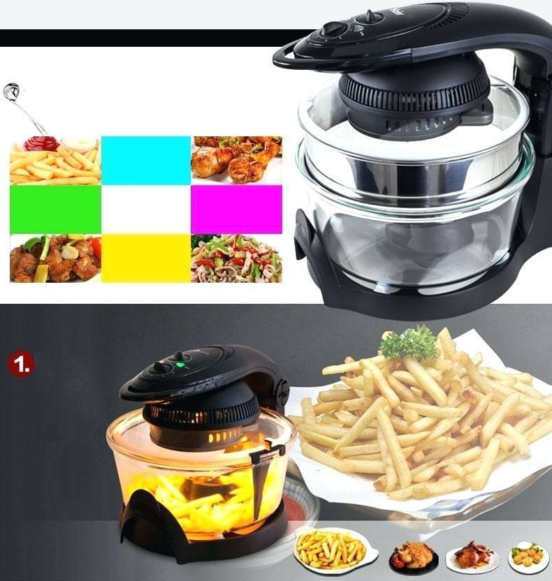 Victory Nuwave Oil Less Fryer