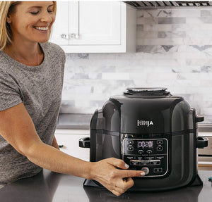 Ninja Foodi Multi Pressure Cooker, Steamer & Air Fryer