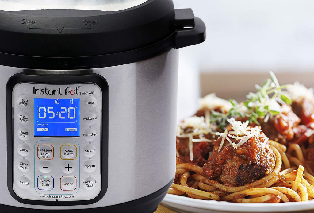 Well what do we have here, bargain hunters!? If you've been toying with the idea of getting an Instant Pot or you have an old model in desperate need of an upgrade, today is definitely your lucky day
