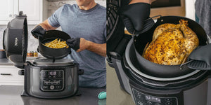 Today only, as part of its Gold Box Deals of the Day, Amazon is offering the 6.5-quart Ninja OP301 Multi-Cooker for $119.99 shipped