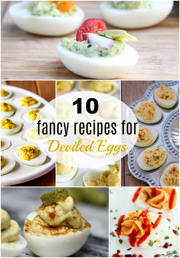 Everyone loves deviled eggs, but with these recipes, your dish will be the one guests won't be able to resist!