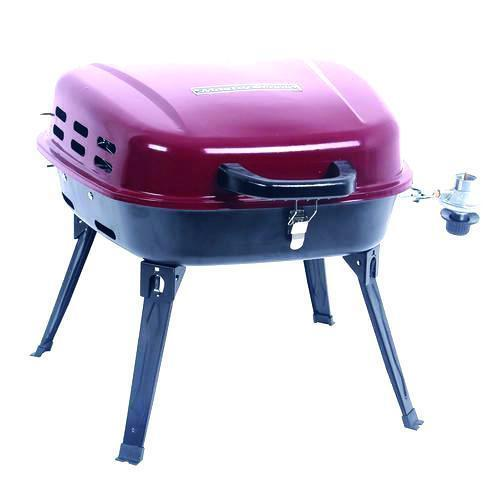 Nice Tabletop Propane Grill