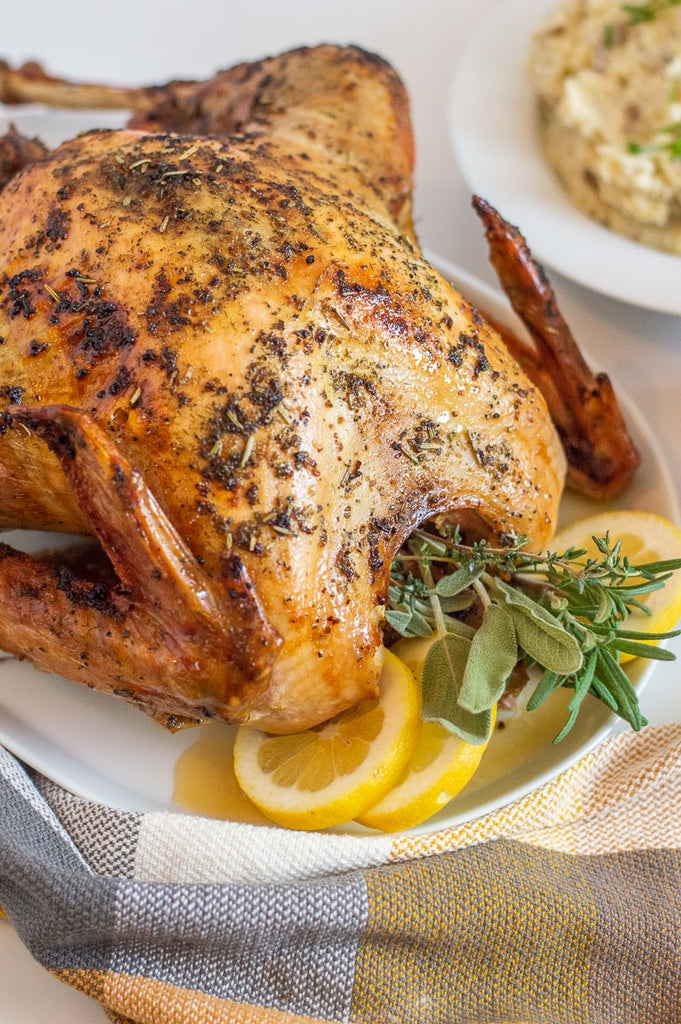 Gluten-free turkey is easier than you think