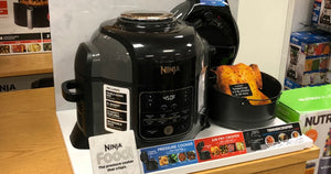 Ninja Foodi XL 8-Quart Pressure Cooker w/ Air Fryer Crisper as Low as $189.98 Shipped at QVC.com (Regularly $242)