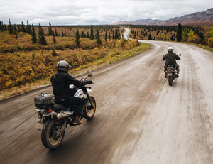 The Best Scramblers Oo Sale Take on One of America's Greatest Riding Roads