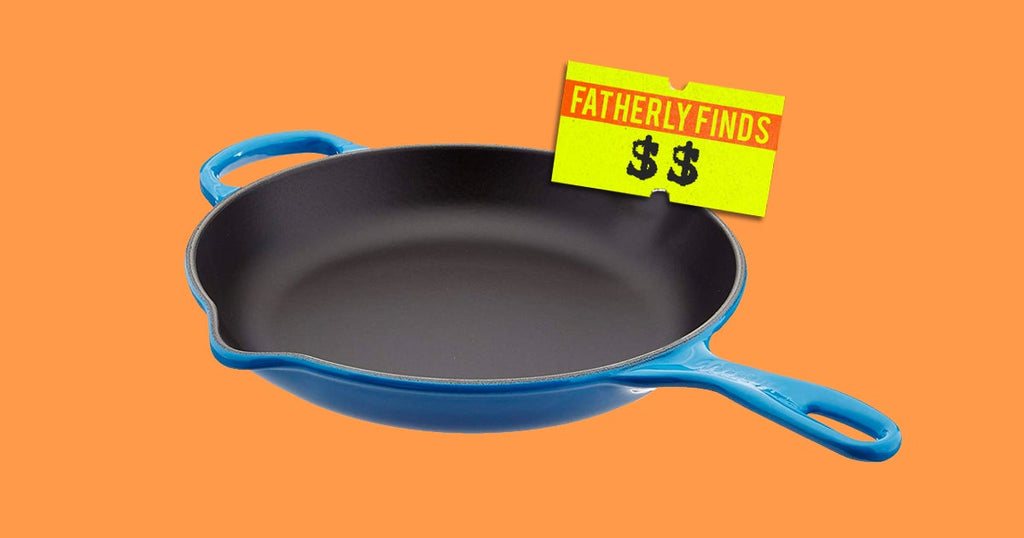 Cast iron skillets and cast iron pans are the Tom Brady of cookware: They never seem to age