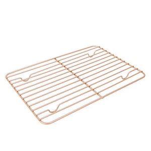 "MyLifeUNIT Carbon Steel Baking Rack, Nonstick Cooling Rack for Baking, 8"" x 12"""