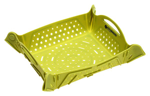 "Kitchenized by Chef Mori Silicone Mat, Strainer, Sink Mat, Food Basket, Trivet, Drying Mat 11"" x 14"" - 2 Pack"