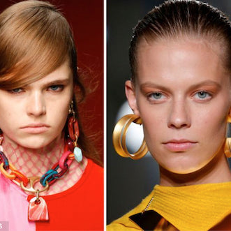 5 New Jewelry Trends to Try From the Spring 2020 Runways - Harpers Bazaar