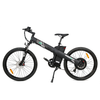 Image of Ecotric Electric Bikes Matte Black Ecotric Seagull Electric Mountain Bike SEAGULL26S900USB