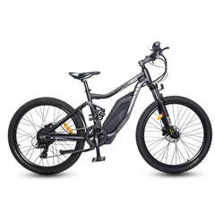 Ecotric Tornado Full Suspension MTB Electric Bike TORNADO26USB-MB