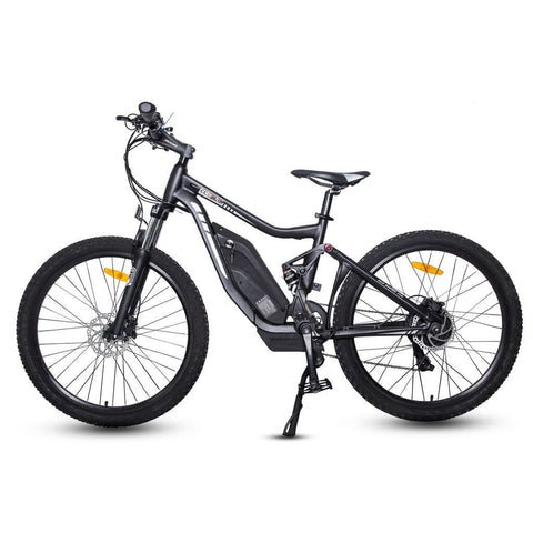 Ecotric Electric Bikes Tornado Ecotric Tornado Full Suspension MTB Electric Bike TORNADO26USB-MB