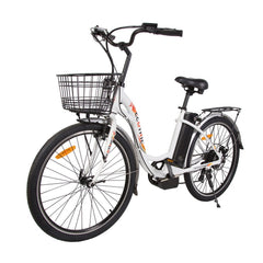 Ecotric Peacedove Electric City Bike
