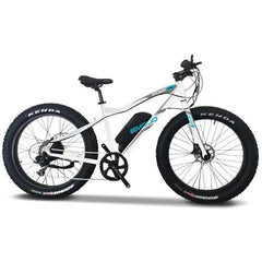 Emojo Electric Bikes White / Pre Order (Estimated Ship Date: 2 July 2021) Emojo Wildcat PRO HD 48V 500W Fat Tire Electric Mountain Bike