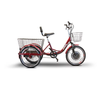 Image of EWheels Electric Trikes EW-29 / Red EWheels EW-29 Three Wheel Electric Trike