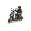 Image of EWheels Mobility Scooters EW-36 Elite / Silver EWheels EW-36 Elite Three Wheel Mobility Scooter