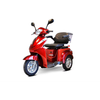 Image of EWheels Mobility Scooters EW-38 / Red EWheels EW-38 Three Wheel Mobility Scooter