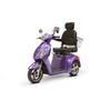 Image of EWheels Mobility Scooters EWheels EW-36 Elite Three Wheel Mobility Scooter