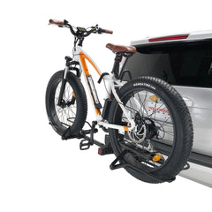 Hollywood Racks Electric Bike Racks Hollywood Racks Sport Rider SE Hitch for Fat Tire Electric Bike Rack HR1455Z-E