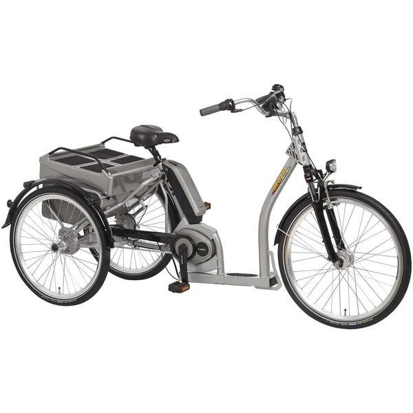 "PFIFF Electric Trikes In Stock PFIFF Grazia 26/24"" Bosch Step-Through Electric Trike Bicycle"
