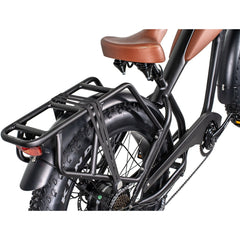 Cheetah Rear Rack & Tail Light