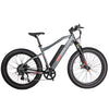 Image of Revi Bikes Electric Bikes Platinum Gray Revi Bikes Predator Electric Mountain Bike