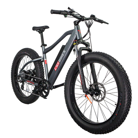 Revi Bikes Electric Bikes Revi Bikes Predator Electric Mountain Bike