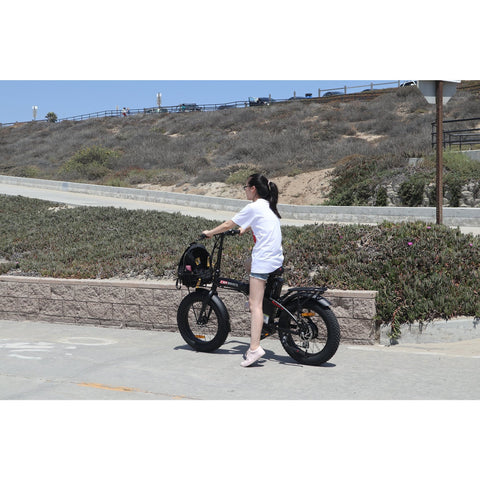 Revi Bikes Electric Bikes Revi Bikes Rebel 1.0 Folding Fat Electric Bike