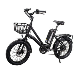 Revi Bikes Runabout Step-Thru Electric Bike