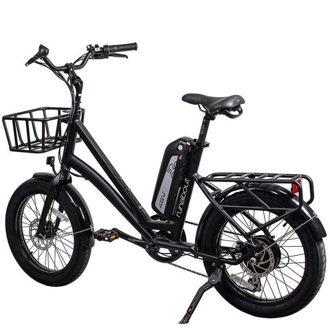 Revi Bikes Electric Bikes Revi Bikes Runabout Step-Thru Electric Bike