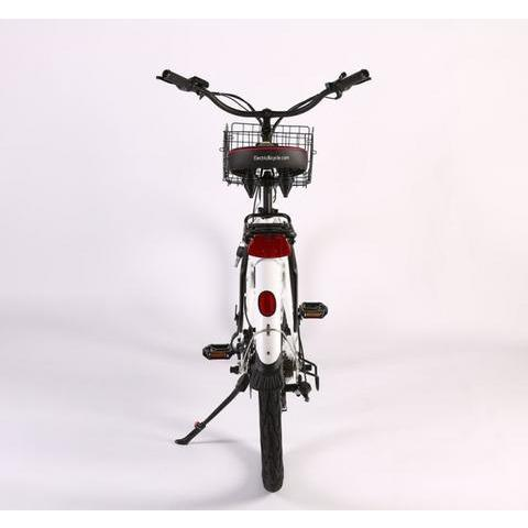 X-Treme Electric Bikes X-Treme Newport Elite Max 36 Volt Lithium Powered Electric Beach Cruiser Bicycle