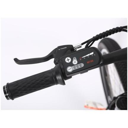X-Treme Electric Bikes X-Treme Trail Maker Elite Max 36 Volt Lithium Powered Electric Mountain Bike